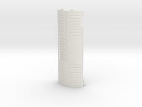 Windu Elite - Cover CS4.0/4.5 (Part 5/8) in White Natural Versatile Plastic