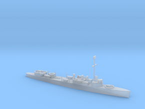 1/1250 Scale USS Childs AVP-14 in Smooth Fine Detail Plastic