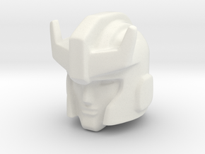 Prowldimus Prime head 23 mm klikbol 8mm P 2 mm in White Natural Versatile Plastic