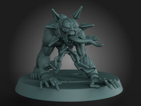 Dota2 Lifestealer in White Natural Versatile Plastic