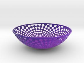 Bowl 1409B in Matte Full Color Sandstone