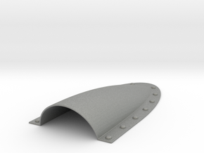 Vario UH-1 Air Inlet 1/6  in Gray PA12