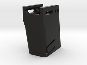 G-Series Magazine Forward Grip for Pistol in Black Natural Versatile Plastic