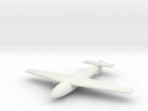 (1:144) Arado Ar E.377 in White Natural Versatile Plastic