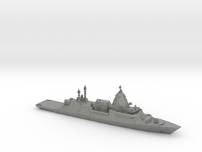 Hunter Class Frigate in Gray Professional Plastic: 1:600