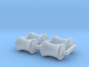 concave spacer set in Smoothest Fine Detail Plastic