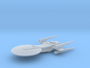 Excelsior Class Study Model Variant  in Smooth Fine Detail Plastic
