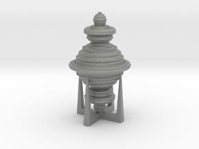 Vase SwW in Gray Professional Plastic