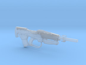 Destiny Rifle No Time To Explain Fate Of All Fools in Smooth Fine Detail Plastic