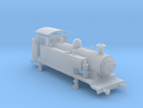 LB&SCR E2 - 2FS - 1:152 - Extended Tanks in Smooth Fine Detail Plastic
