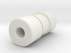 TTstd080X in White Natural Versatile Plastic