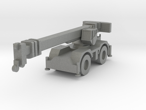 Grove 700E Crane in Gray Professional Plastic: 1:160 - N