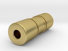 HOstd055X in Natural Brass