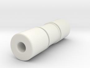 OOstd100X in White Natural Versatile Plastic