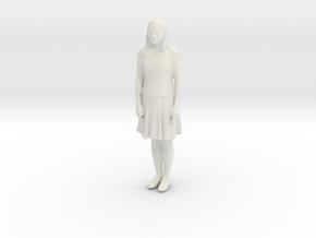 Printle C Femme 652 - 1/32 - wob in White Natural Versatile Plastic