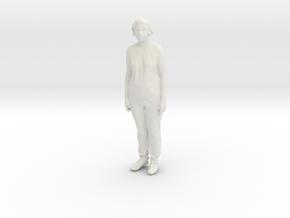 Printle C Femme 659 - 1/32 - wob in White Natural Versatile Plastic
