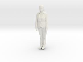 Printle V Femme 660 - 1/32 - wob in White Natural Versatile Plastic