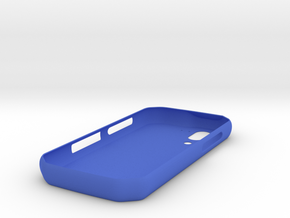 Case_CAT_S60 in Blue Processed Versatile Plastic