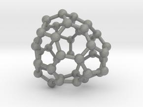 0687 Fullerene c44-59 c1 in Gray PA12