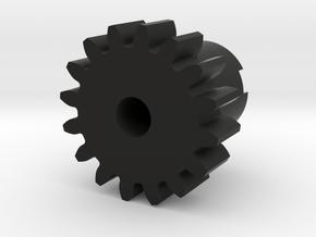 counter gear in Black Natural Versatile Plastic