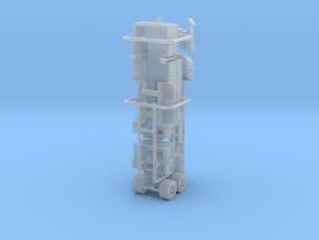 1/160 Pierce Tower Ladder 90's rebuild body in Smooth Fine Detail Plastic
