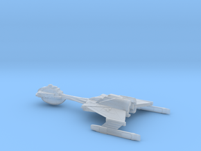 IKS C6 Battlecruiser in Smooth Fine Detail Plastic