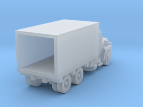 Mack Delivery Truck - HOscale in Smooth Fine Detail Plastic
