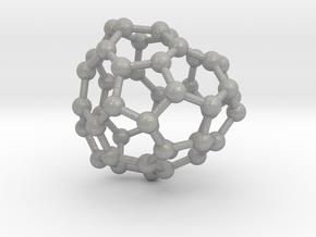 0695 Fullerene c44-67 c1 in Aluminum