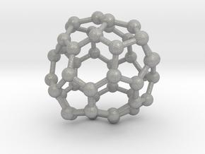 0696 Fullerene c44-68 c1 in Aluminum