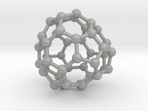 0697 Fullerene c44-69 c1 in Aluminum