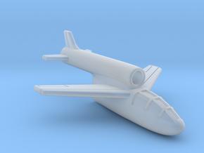 (1:285) Messerschmitt Me P.1079/7 in Smooth Fine Detail Plastic