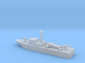 1/1250 Scale Super Dvora II Fast Patrol Boat in Smooth Fine Detail Plastic