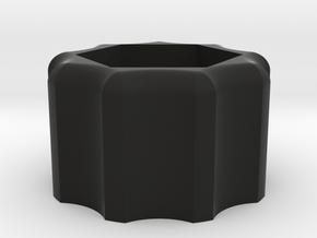 SMA-wrench in Black Natural Versatile Plastic