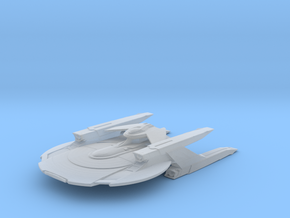 Nimitz Class - Attack Wing / 5.5cm - 2.1in in Smooth Fine Detail Plastic