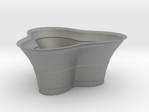 3P Planter in Gray Professional Plastic