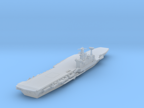 1/1800 HMS Hermes in Smooth Fine Detail Plastic