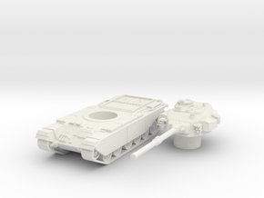 Centurion 5 scale 1/87 in White Natural Versatile Plastic