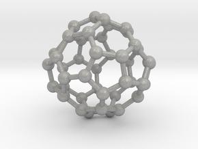 0703 Fullerene c44-75 d2 in Aluminum