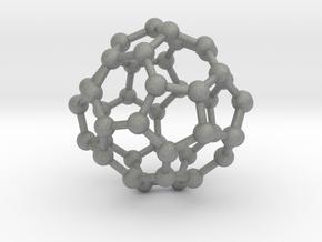 0703 Fullerene c44-75 d2 in Gray PA12