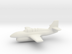 (1:144) Messerschmitt Me 328C in White Natural Versatile Plastic