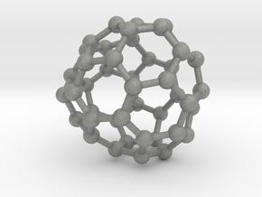 0704 Fullerene c44-76 c1 in Gray PA12