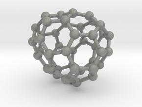 0710 Fullerene c44-82 s4 in Gray Professional Plastic
