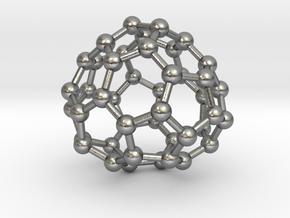 0715 Fullerene c44-87 c1 in Natural Silver