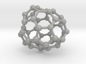 0716 Fullerene c44-88 c1 in Aluminum