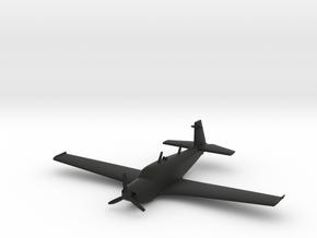 Mooney M20 in Black Natural Versatile Plastic