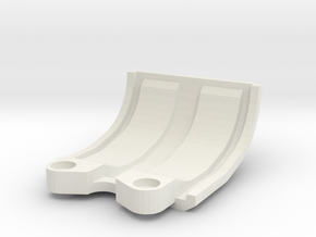 tamiya astute rear bumper in White Natural Versatile Plastic