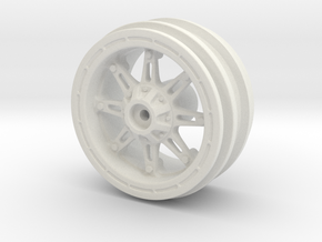 WPL Rim C14 / C24 in White Natural Versatile Plastic