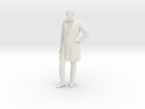 Printle C Homme 1475 - 1/24 - wob in White Natural Versatile Plastic