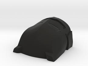 batman keycap - Cherry MX in Black Natural Versatile Plastic
