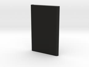 STIILE NAMECARD CASE in Black Natural Versatile Plastic